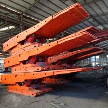 山东联胜煤机厂家销售维修二手矿山支护机械煤矿ZY4000/10/22型综采液压支架图片