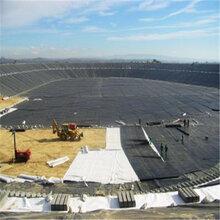 防水板材料HDPE防水板厂家2.0mm防渗膜价格图片