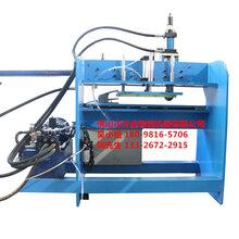 全自动水槽滚焊机不锈钢台面缝焊机洗手盆焊缝滚压机图片