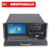 4U工控机箱带液晶显示屏4U一体机箱服务器机箱ATX大板位520mm长