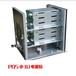 NAS6盘位Mini机箱服务器机箱ITX主板位NAS机箱铝面板储存器USB3.0