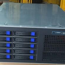 4U10盤位熱插拔服務器機箱工控存儲IPFS服務器機箱10硬盤位熱插拔圖片