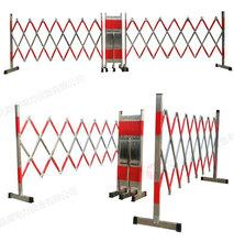 不銹鋼伸縮圍欄廠家_安全圍欄多少錢一組圖片