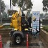 市政内涝首选阿特拉斯高效移动泵车VAR4-225