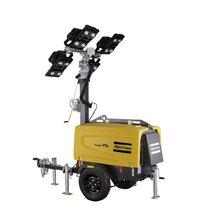 野外应急救援移动照明灯车HiLightV5+灯塔图片