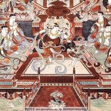 贵州遵义敦煌壁画免费鉴定交易出手图片