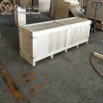 青島木包裝箱加工廠常年定制免熏蒸包裝箱價格便宜直接出口用