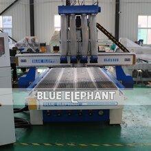 厂家供应1325板式家具开料机数控雕刻机橱柜门四工序雕刻机