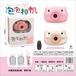 兒童玩具泡泡相機七夕情人節禮物小孩玩具相機批發