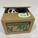 創意兒童禮品出口禮品偷錢熊貓儲蓄罐熊貓存錢罐禮品玩具小孩