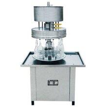 全自动12头液体灌装机化工罐装系统图片