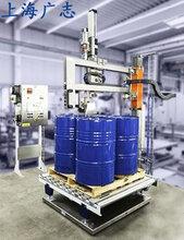 大型液体防爆灌装机图片