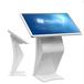 43寸電容觸摸屏臥式交互式查詢一體機立式多媒體終端電子簽名簽到一體機