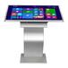 立式廣告機電容觸摸屏查詢一體機安卓網絡LED液晶顯示屏電視觸控查詢機可定制