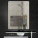 智能觸摸浴室鏡面廣告機智能家居云智能衛浴鏡觸摸一體機試衣魔鏡
