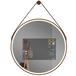 壁掛鏡面廣告機化妝品店理發店鏡面顯示屏智能魔鏡觸摸一體機