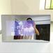 智能浴室鏡衛生間智能衛浴鏡子觸摸一體機智能鏡子高清鏡面廣告機