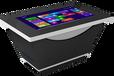 55寸安卓觸控桌電容觸摸桌觸摸茶幾觸控一體機桌互動游戲桌