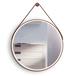 智能浴室鏡子LED化妝鏡智能鏡子鏡面電視屏觸摸一體機智能魔鏡
