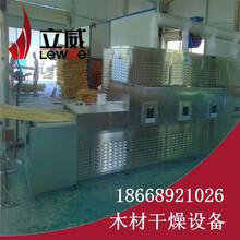 隧道式木材微波干燥设备丨木材烘干设备图片