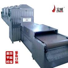 隧道式微波猫砂干燥设备厂家