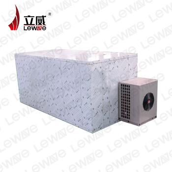空氣能熱泵生姜烘干機