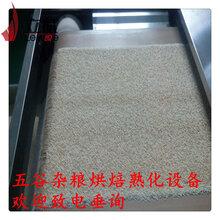 五谷杂粮粉低温烘焙生产设备
