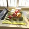 硅胶沥水架不锈钢沥水架硅胶家居用品食品级硅胶环保