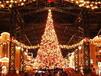 廠家供應大型圣誕雪景裝飾游樂園圣誕裝飾景區仿真雪場景布置