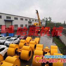 冲击碾压机冲击压路机价格哈威设备百年名企丹江口市图片