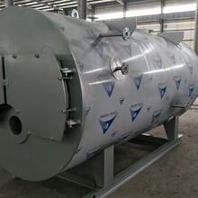 平凉市生物质颗粒锅炉规格型号免检蒸汽炉图片