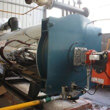 陕西汉中生产燃气蒸汽锅炉图片