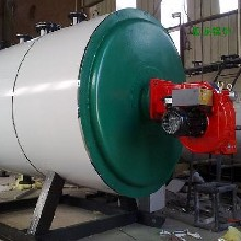 天津加工燃油燃气锅炉图片