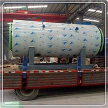 石家庄灵寿二吨燃气蒸汽锅炉图片