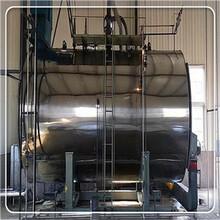黑龙江七台河0.3吨天然气蒸汽锅炉厂家报价图片