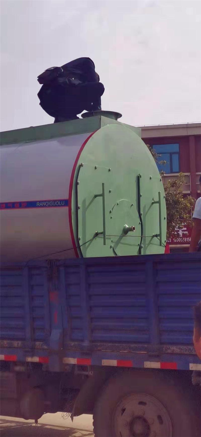 舟山燃气热水锅炉制造厂家