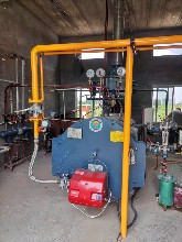 山西省2噸燃氣蒸汽鍋爐廠家圖片