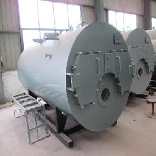 黑龙江黑河燃气燃油蒸汽锅炉品牌加工基地图片
