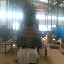 包头10吨生物质锅炉-导热油锅炉厂图片