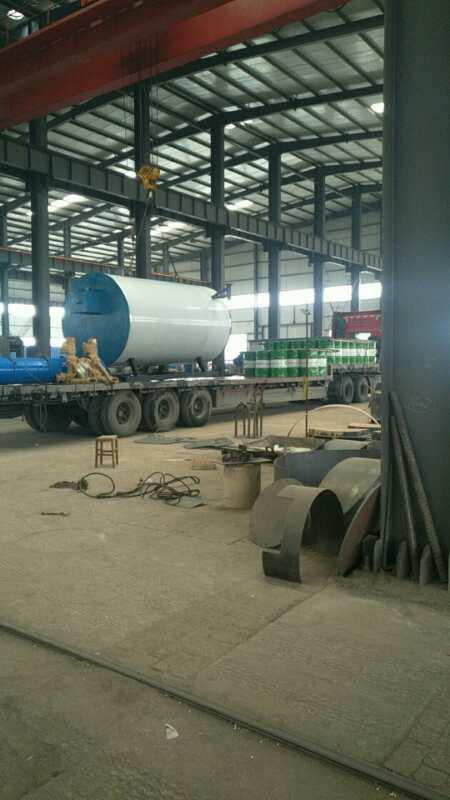 陇南12吨生物质锅炉厂