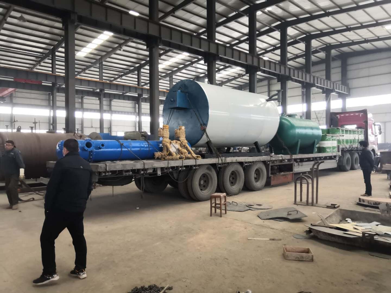 黄冈1000公斤蒸汽锅炉厂