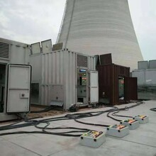 3MW-6.3KV電廠倒送電極性測試負載箱租賃圖片