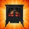 仿真火焰壁爐電取暖器