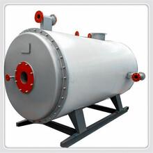 山東供暖熱水鍋爐生產廠圖片