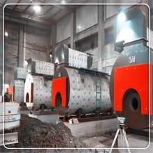 承德興隆燃油鍋爐制造廠家圖片