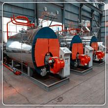 漢沽0.5噸天然氣熱水鍋爐生產廠圖片
