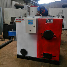 濰坊青州熱水鍋爐安裝調試圖片