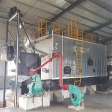 泰安新泰1噸2噸3噸熱水鍋爐制造廠圖片