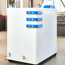河北邯鄲500公斤700公斤蒸汽發生器安裝調試圖片