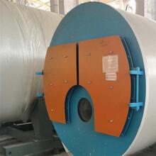 泰州0.3噸蒸汽鍋爐安裝調試圖片